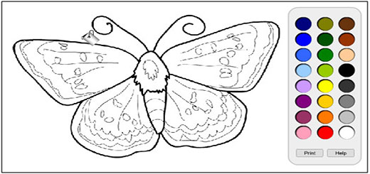 бабочка4