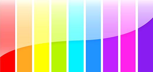 цвета на английском языке — 3