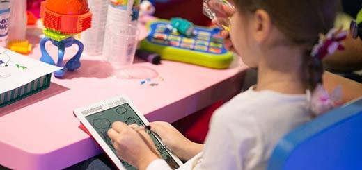 Детские-планшеты