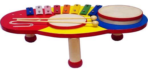 музыкальные-игрушки