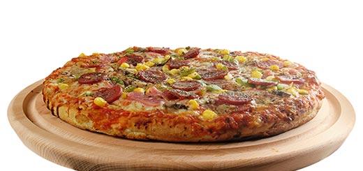Пицца-морепродук