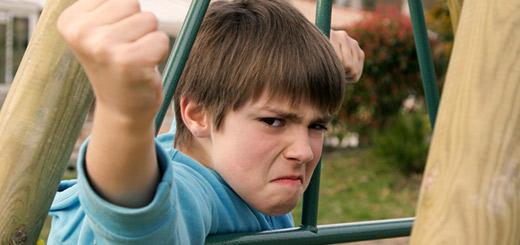 агрессия-подросток