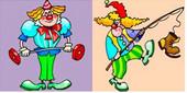Клоун — 3