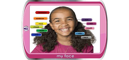 игра-лицо