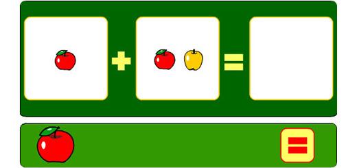 Сложение: математическая онлайн-игра