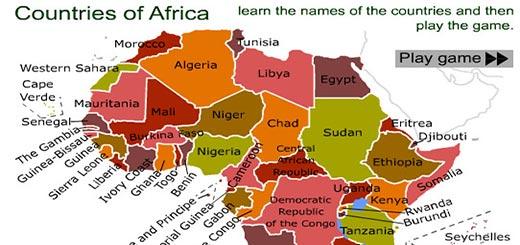 игра-африка