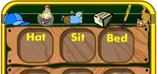 Игра Учим английские слова 2