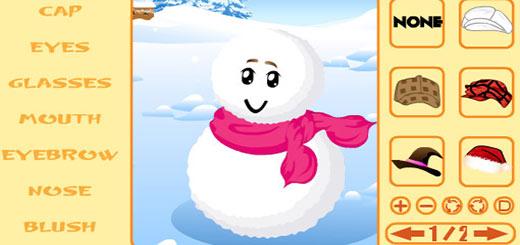Сделай снеговика 3