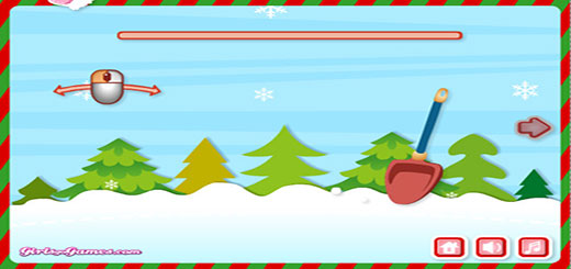 Сделай снеговика 5