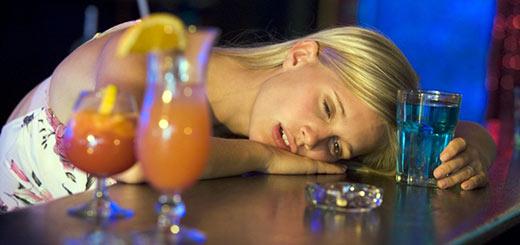 Женский-алкоголизм