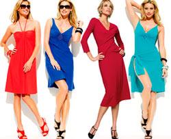 женская мода 21 века