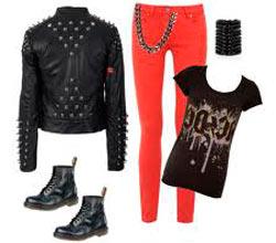 стиль панк рок