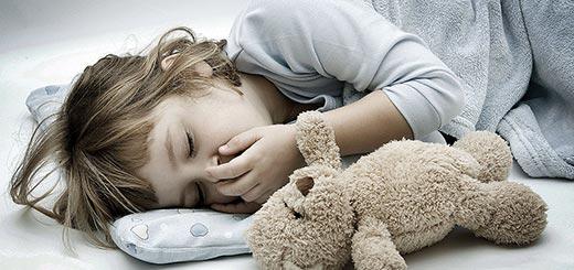 ребенок-спит
