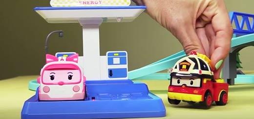 Правила Дорожного движения с Робокаром Поли