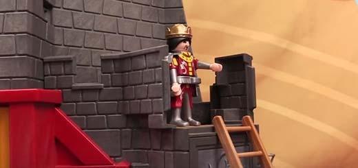Мультик про рыцаря Артура
