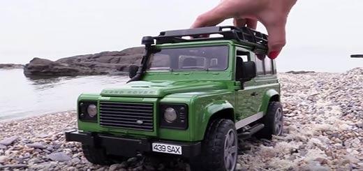 видео про Джип Внедорожник